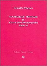 Augsburger Seminare  Band II