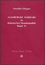 Augsburger Seminare  Band IV
